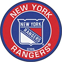 FANMATS 18880 NHL New York Rangers Roundel Mat