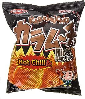 Koikeya Karamucho Potato Chips, Rich Cut, 2.01 Ounce