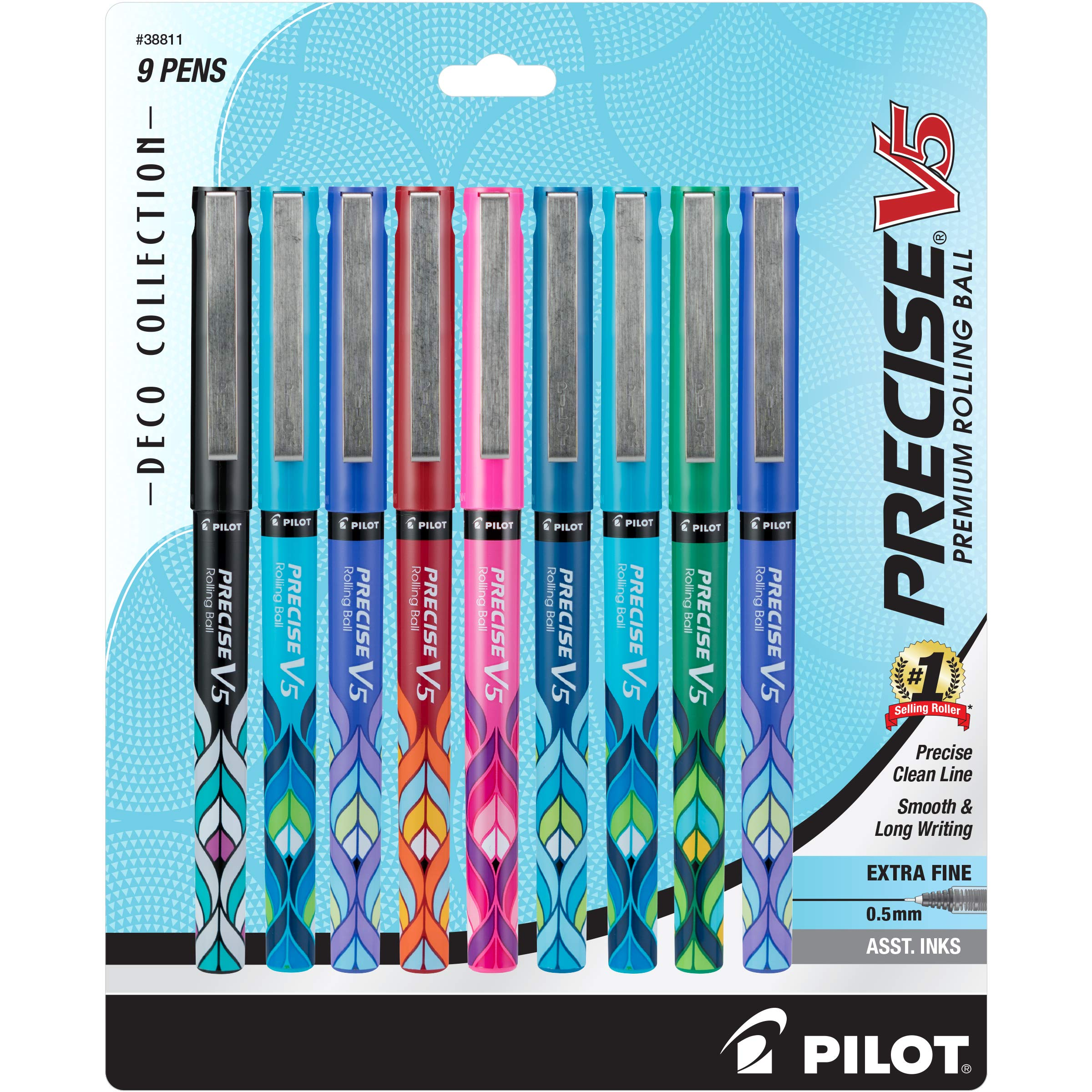 Pilot Collection 38811 Turquoise Precision