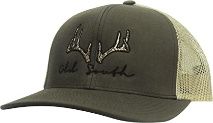 Old South Apparel Deer Antlers - Trucker Hat a969d2cf8a95