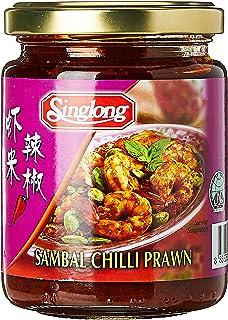 Sing Long Sambal Chilli Prawn, 230g
