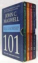 Real Leadership 101 Box Set: Leadership 101, Attitude 101, Equipping 101, Relationships 101
