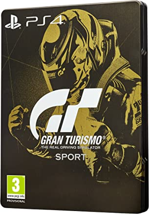 72f0110ba282 Gran Turismo Sport - Steelbook Special Edition - PlayStation 4