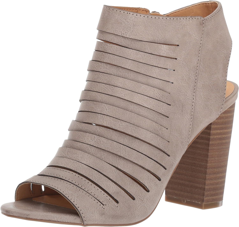Madden girl Womens Halo Dress Sandal