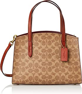 Coach Carryall for Women-Monogram Brown