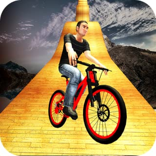 Off-Road Extreme Bicycle Freestyle Stunt Mania 2018 : Free Racing Games For Kids boy blast mayhem ride riding trails tricks moter race skate 2 bmx 3d run rental car boat beach city drag hero jump grind pro trial driver dummy fever star tracks fest