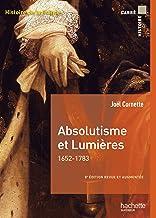 Livres Absolutisme et Lumières 1652-1783 PDF