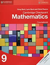 Permalink to Cambridge Checkpoint Mathematics Coursebook 9 [Lingua inglese] PDF