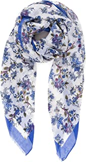 Scarf for Women Lightweight Paisley Fashion for Fall Winter Scarves Shawl Wrap
