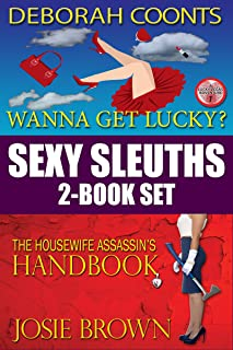 Sexy Sleuths 2-Book Set
