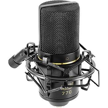 MXL 770 Microphone Statique à Transistor