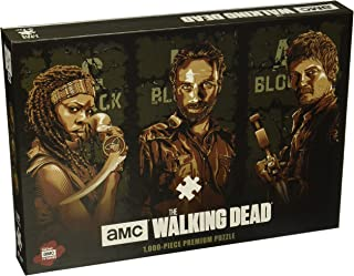 USAOPOLY PZ116-469 The Walking Fight The Dead Fear The Living Jigsaw Puzzle, Multicolor
