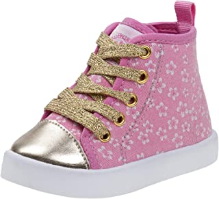Girls High Top Sneaker (Toddler)