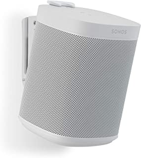 Flexson Wall Mount for SONOS One (Single) Solo591 White