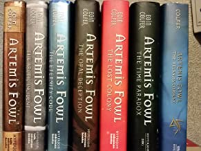 Artemis Fowl Complete Series Set Books 1-7 : Artemis Fowl / the Arctic Incident / the Eternity's Code / the Opal Deception / the Lost Colony / the Time Paradox / the Atlantis Complex