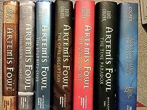 Artemis Fowl Complete Series Set Books 1-7 : Artemis Fowl / the Arctic Incident / the Eternity's Code / the Opal Deception...