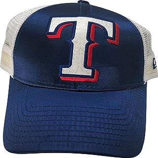 huge discount 74cd5 c2812 New Era Texas Rangers 9FORTY Womens Adjustable Hat