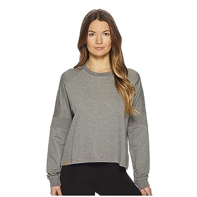 Monreal London Flex Sweatshirt (Grey Melange) Women