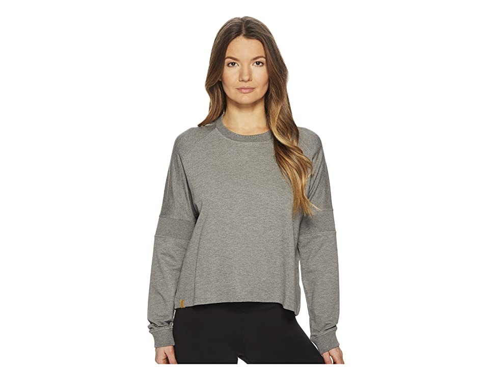 Monreal London Flex Sweatshirt (Grey Melange) Women