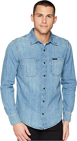 Calvin Klein Jeans - Two-Pocket Utility Shirt