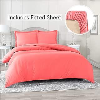 pink comforter twin