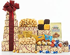 The Tower of Sweets by Wine Country Gift Baskets