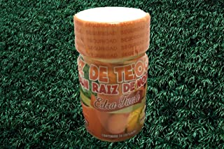 Tejocote Root Reinforzed with Cactus Root Exra Strong Raiz de Tejocote y Nopal Extra Fuerte (Charcoal Mask Included)