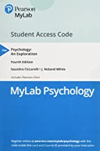 MyPsychLab with Pearson eText -- Standalone Access Card -- for Psychology: An Exploration (4th Edition)