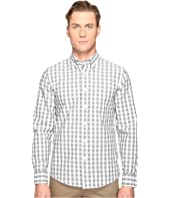 Jack Spade - Heathered Gingham Button Down