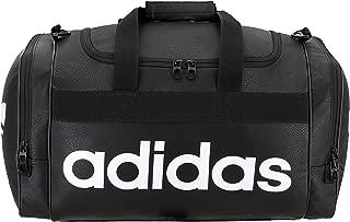 leather adidas duffle bag