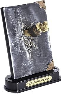 Noble Collection - Réplique Harry Potter - Journal de Tom Jedusor avec Croc de Basilic 20cm - 0849241002363