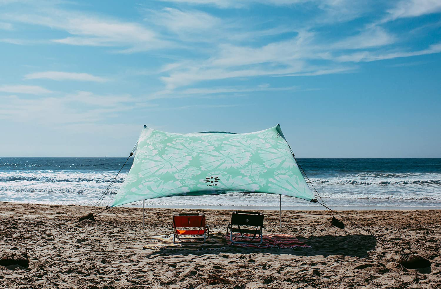 Neso Tents Grande Beach Tent 7ft Corn 9ft Tall Reinforced x 9 Branded goods Max 79% OFF