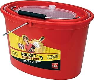 Best rocket fishing rod bait bucket Reviews