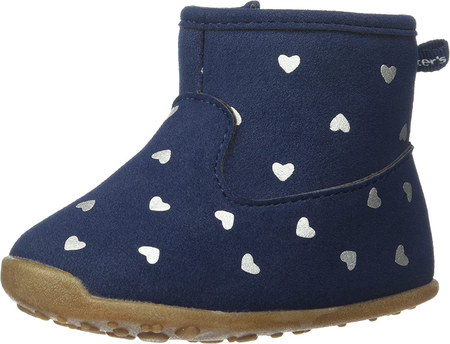 Carters Every Step girls infant 1st walker Amira fashion boot