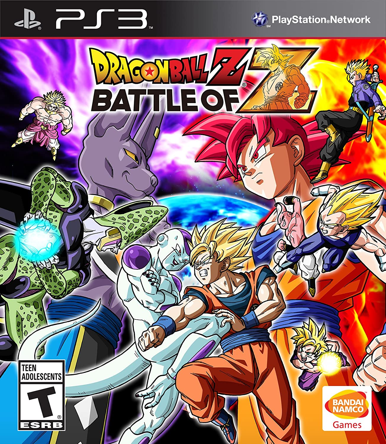 Dragon Ball Department store Z: free shipping Battle of Z - 3 Playstation