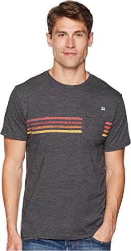 Billabong Team Stripe T-Shirt