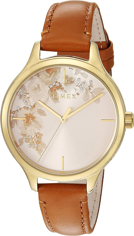 Timex Women's Crystal Bloom Swarovski Alternative Fixed price for sale dealer Watch Accent 36mm