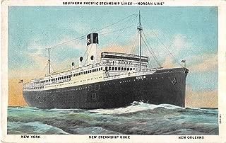 morgan steamship line