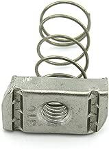 Best stainless steel spring nuts Reviews