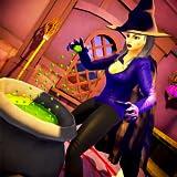 unheimlich böse Hexe - Horror Oma Spukhaus unheimlich Spiele kostenlos
