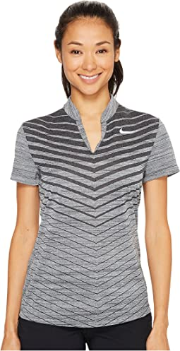 Nike Golf - Precision Holiday Jacquard Polo