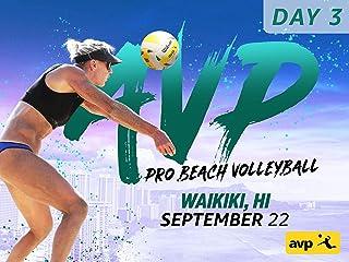 2019 AVP Hawaii Open - Day 3