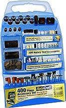 Krick Modelltechnik RC9400 - Juego de accesorios para taladro pequeño (400 piezas)