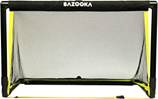 BAZOOKA GOAL Solid Frame Pop Up Goal - 4 Foot by 2.5 Foot Goal