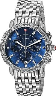 Womens Sidney Diamond Navy Dial Watch