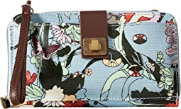 Sakroots - Artist Circle Large Smartphone Crossbody
