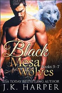 Black Mesa Wolves Books 5-7