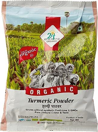 24 Mantra Organic Turmeric Powder, 200g