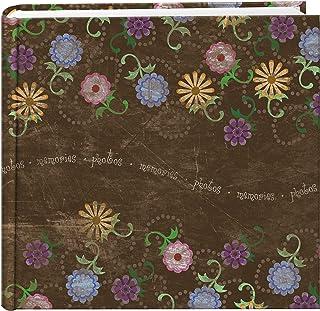 Pioneer EV-246/AF Photo Albums 200 Pocket Printed Aged Floral Design Photo Album for 4 by 6-Inch Prints