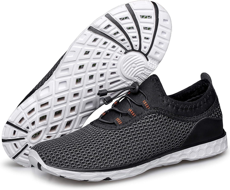MURDESOT Womens Water Shoes Quick Dry Aqua Sneakers Sports for Kayak Boat Pool Beach Swim Diving